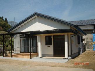 平屋住宅新築工事 2017年4月完成
